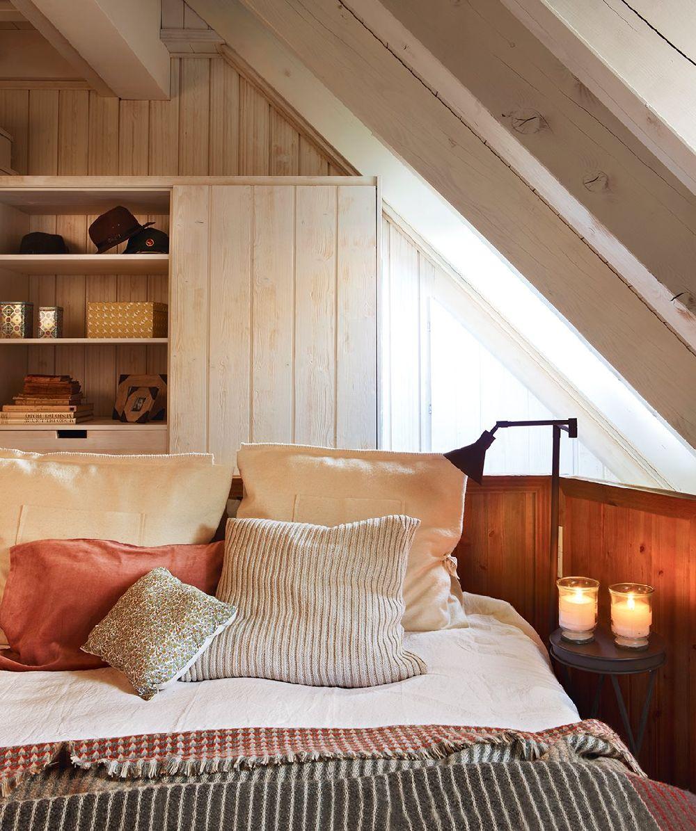 adelaparvu.com despre locuinta la mansarda, arhitect Cristina Carbonell, Foto ElMueble (5)