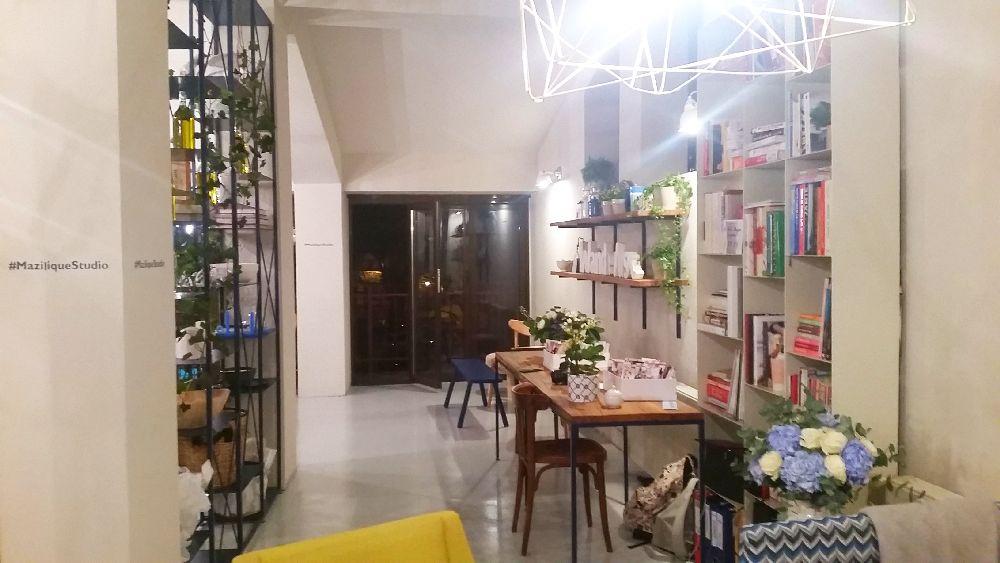 adelaparvu.com despre mansarda transformata in atelier culinar, Mazilique Studio, design arh. Eliza Yokina (5)