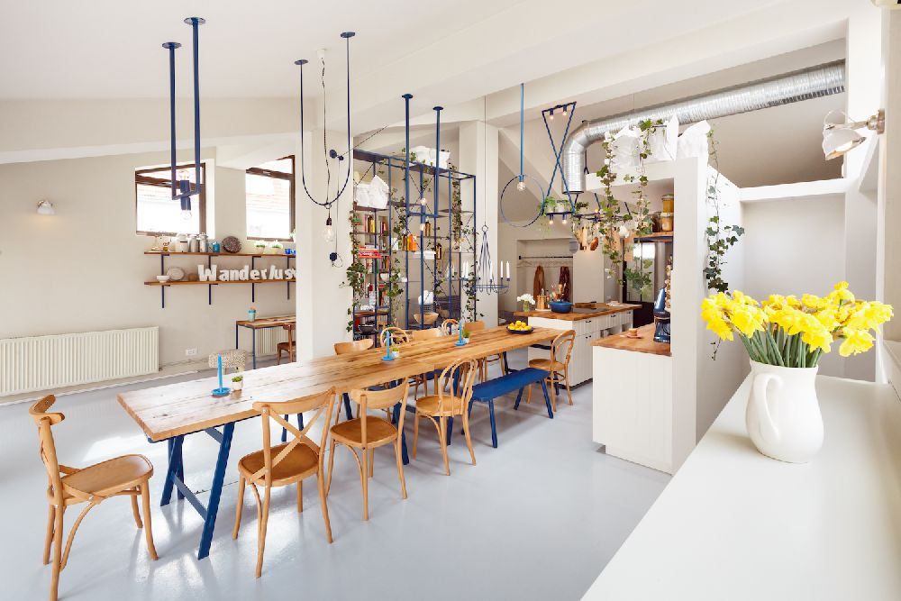 adelaparvu.com despre mansarda transformata in atelier culinar, Mazilique Studio, design arh. Eliza Yokina, Foto Catalin Georgescu (14)