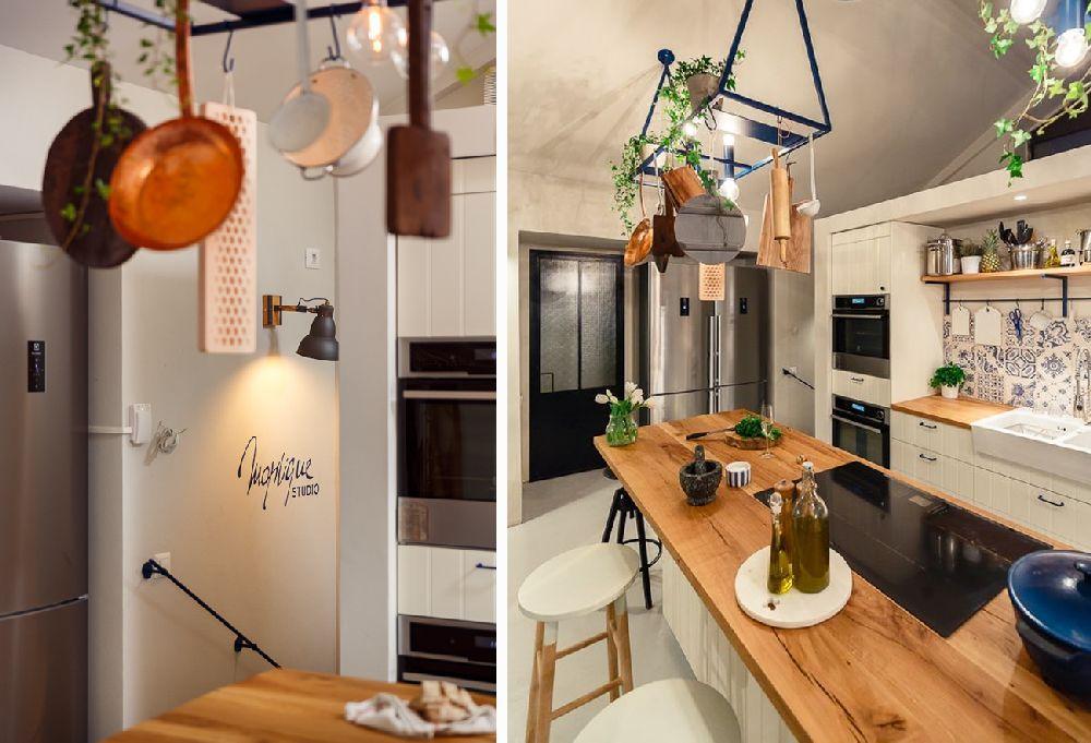 adelaparvu.com despre mansarda transformata in atelier culinar, Mazilique Studio, design arh. Eliza Yokina, Foto Catalin Georgescu (4)