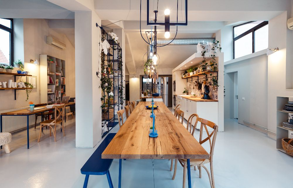 adelaparvu.com despre mansarda transformata in atelier culinar, Mazilique Studio, design arh. Eliza Yokina, Foto Catalin Georgescu (6)