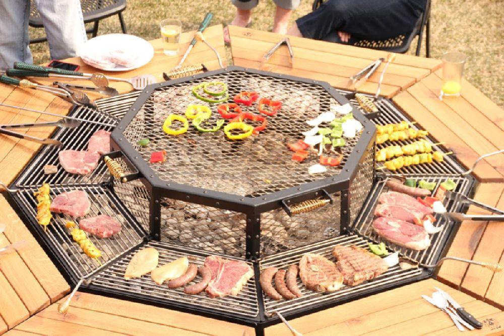 adelaparvu.com despre masa cu gratar, Foto Jag Grill (1)