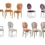 adelaparvu.com despre scaune din lemn cu design clasic, provensal produse in Romania