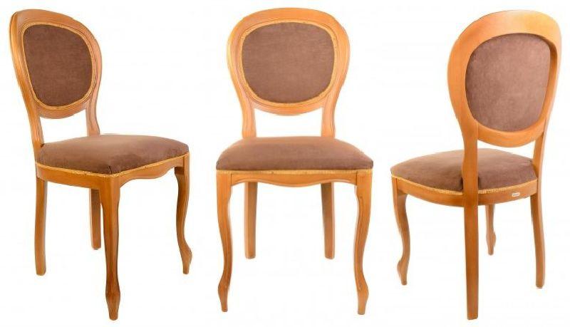 adelaparvu.com despre scaune din lemn cu design clasic, provensal produse in Romania, producator Albani Forex (2)