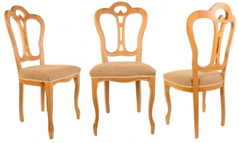 adelaparvu.com despre scaune din lemn cu design clasic, provensal produse in Romania, producator Albani Forex (3)