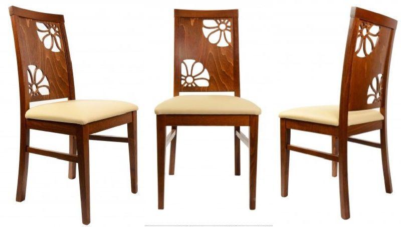 adelaparvu.com despre scaune din lemn cu design clasic, provensal produse in Romania, producator Albani Forex (4)