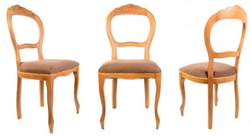 adelaparvu.com despre scaune din lemn cu design clasic, provensal produse in Romania, producator Albani Forex (6)