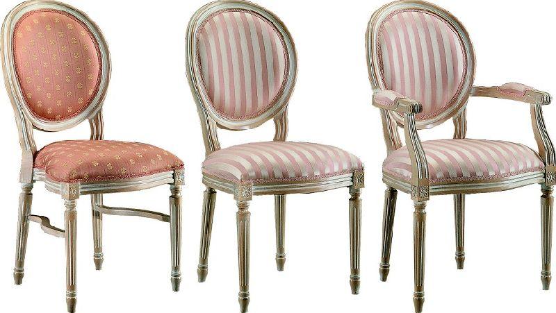 adelaparvu.com despre scaune din lemn cu design clasic, provensal produse in Romania, producator Nuova Romital (3)
