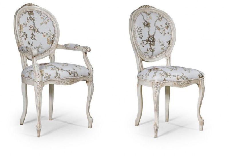 adelaparvu.com despre scaune din lemn cu design clasic, provensal produse in Romania, producator Nuova Romital (4)