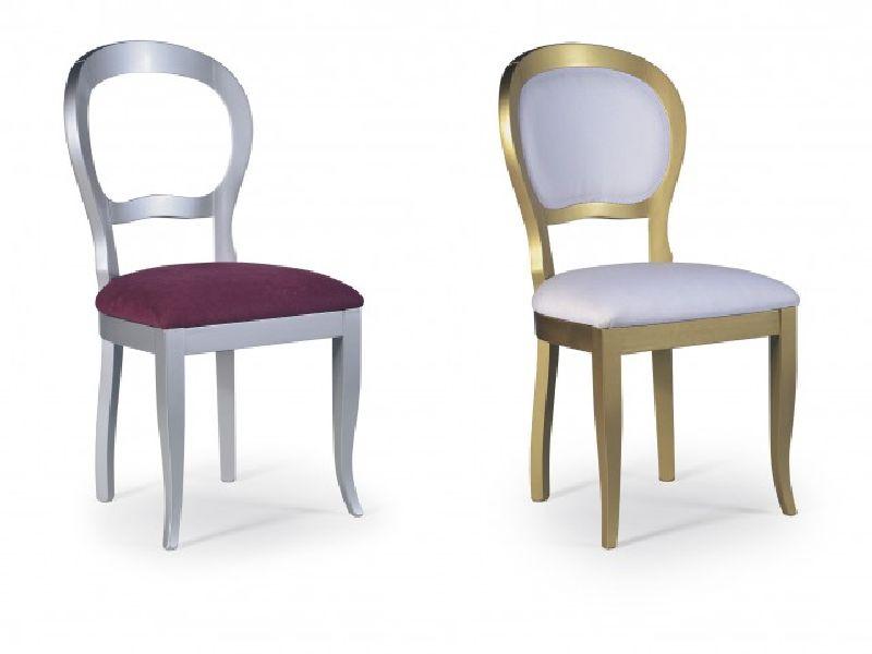 adelaparvu.com despre scaune din lemn cu design clasic, provensal produse in Romania, producator Nuova Romital (5)