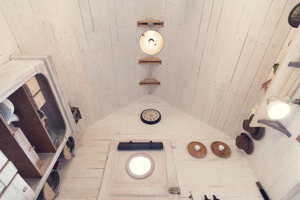 adelaparvu.com despre studio din lemn, Casutul, design Stefan Lazar, Ezzo Design, Foto Ezzo Design (1)