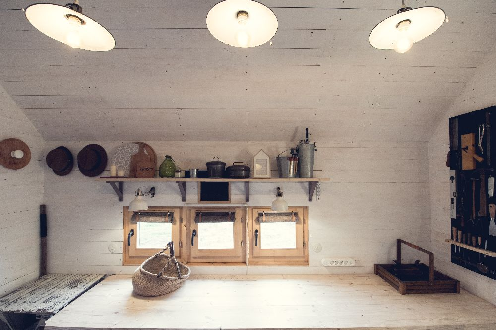 adelaparvu.com despre studio din lemn, Casutul, design Stefan Lazar, Ezzo Design, Foto Ezzo Design (2)