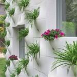 adelaparvu.com fatada cu ghivece de flori, Pocket Panel, design OA LAB (5)
