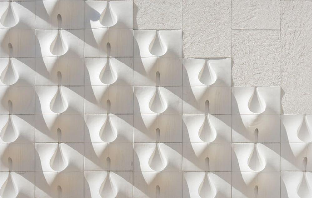 adelaparvu.com fatada cu ghivece de flori, Pocket Panel, design OA LAB (7)