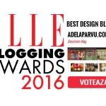 adelaparvu.com despre Elle Blogging Awards 2016