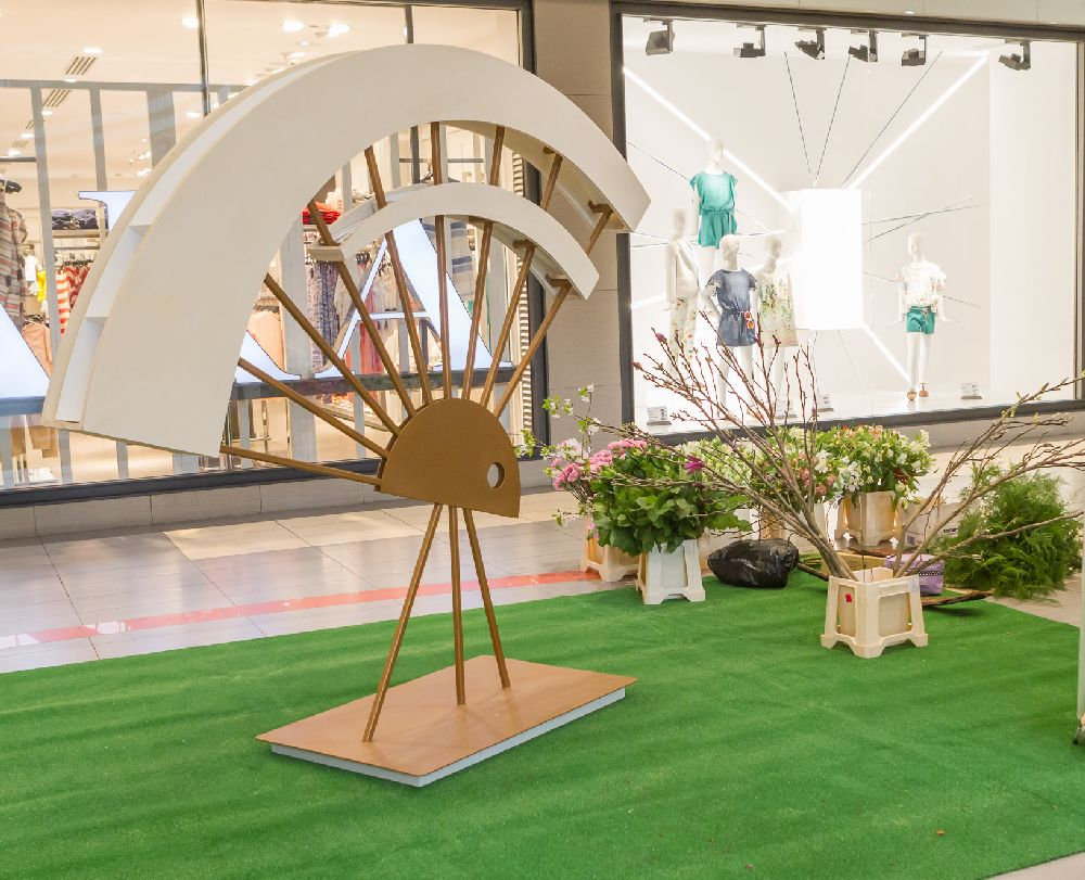 adelaparvu.com despre Floral Expo la Sun Plaza aprilie 2016, design floral Adina Filculescu, EnRose (1)