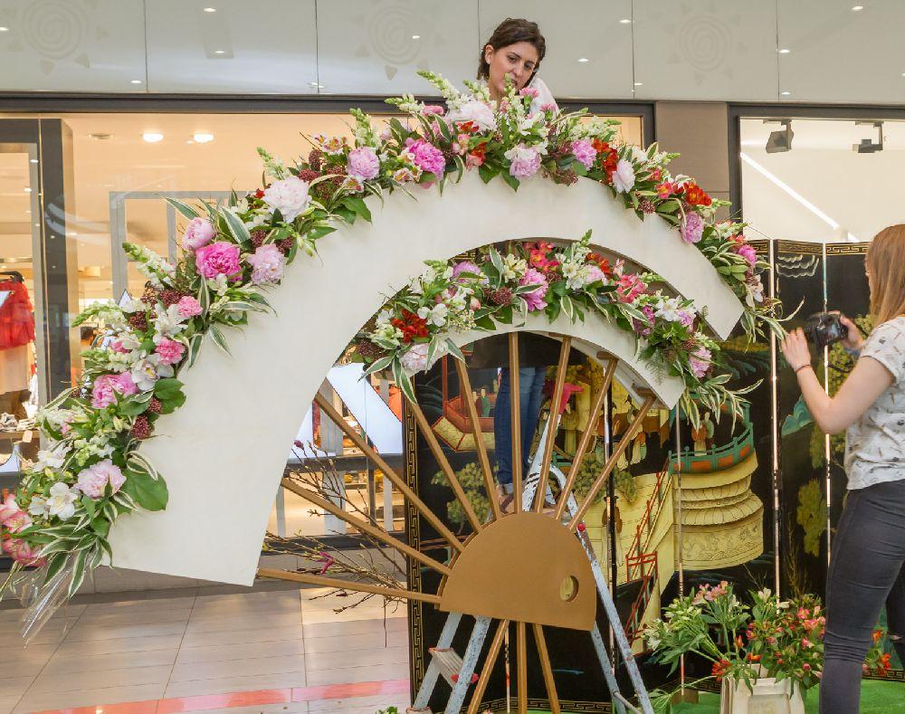 adelaparvu.com despre Floral Expo la Sun Plaza aprilie 2016, design floral Adina Filculescu, EnRose (13)