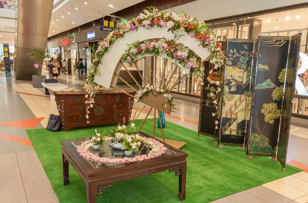 adelaparvu.com despre Floral Expo la Sun Plaza aprilie 2016, design floral Adina Filculescu, EnRose (14)