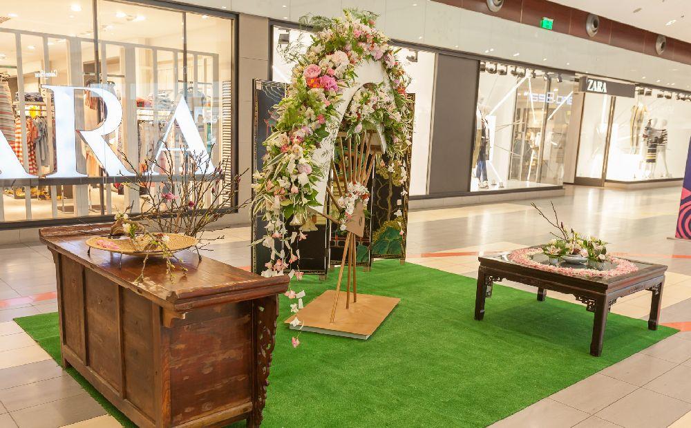 adelaparvu.com despre Floral Expo la Sun Plaza aprilie 2016, design floral Adina Filculescu, EnRose (15)