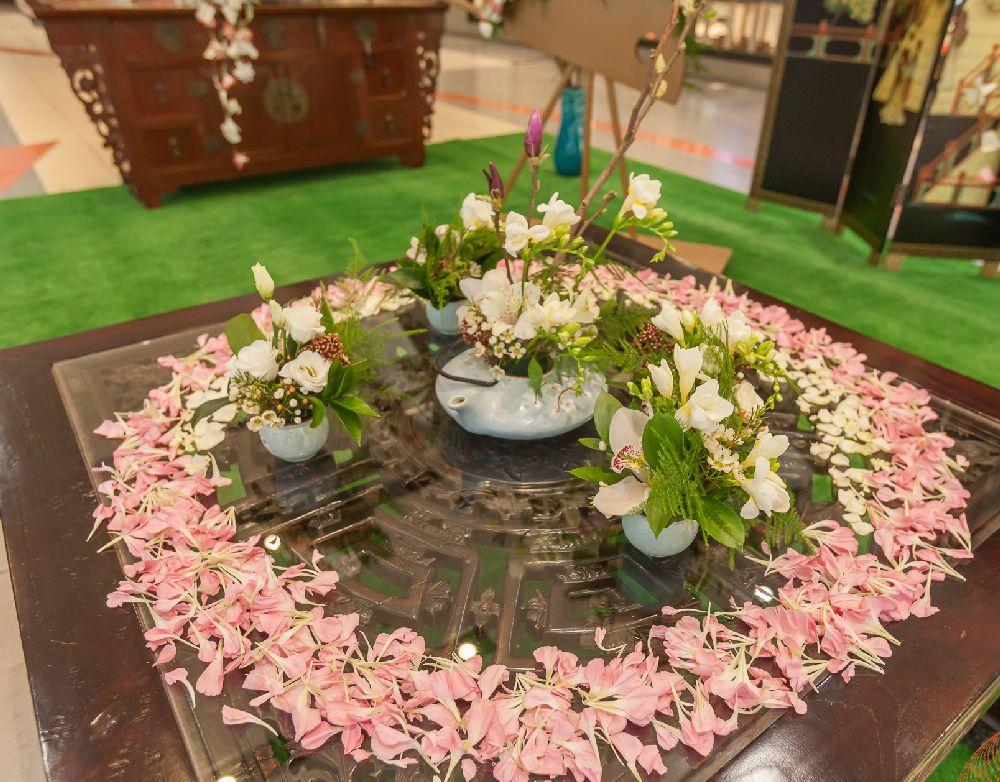 adelaparvu.com despre Floral Expo la Sun Plaza aprilie 2016, design floral Adina Filculescu, EnRose (17)