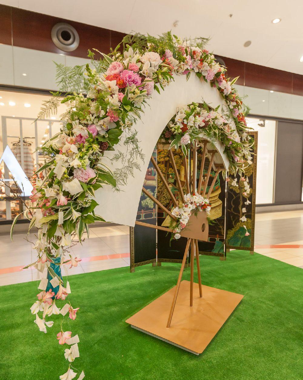 adelaparvu.com despre Floral Expo la Sun Plaza aprilie 2016, design floral Adina Filculescu, EnRose (18)