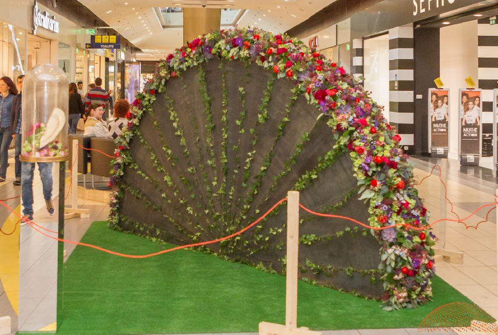 adelaparvu.com despre Floral Expo la Sun Plaza aprilie 2016, design floral Alexandru Dadoo, Maison Dadoo (1)