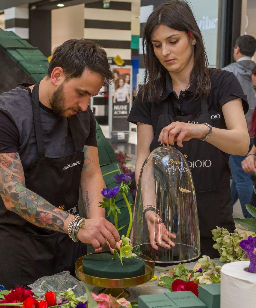 adelaparvu.com despre Floral Expo la Sun Plaza aprilie 2016, design floral Alexandru Dadoo, Maison Dadoo (12)