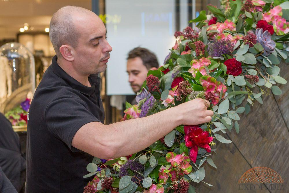 adelaparvu.com despre Floral Expo la Sun Plaza aprilie 2016, design floral Alexandru Dadoo, Maison Dadoo (16)
