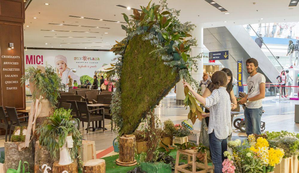 adelaparvu.com despre Floral Expo la Sun Plaza aprilie 2016, design floral Mihaela Gunta, The Wedding Company (13)
