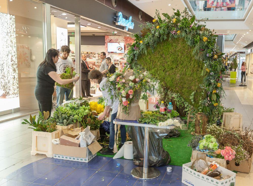 adelaparvu.com despre Floral Expo la Sun Plaza aprilie 2016, design floral Mihaela Gunta, The Wedding Company (16)
