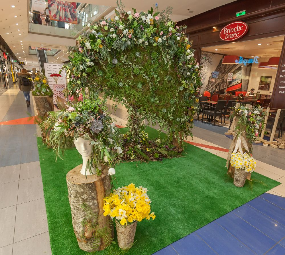 adelaparvu.com despre Floral Expo la Sun Plaza aprilie 2016, design floral Mihaela Gunta, The Wedding Company (19)