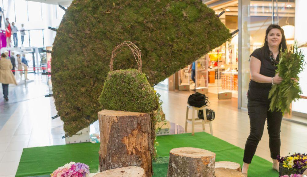 adelaparvu.com despre Floral Expo la Sun Plaza aprilie 2016, design floral Mihaela Gunta, The Wedding Company (2)
