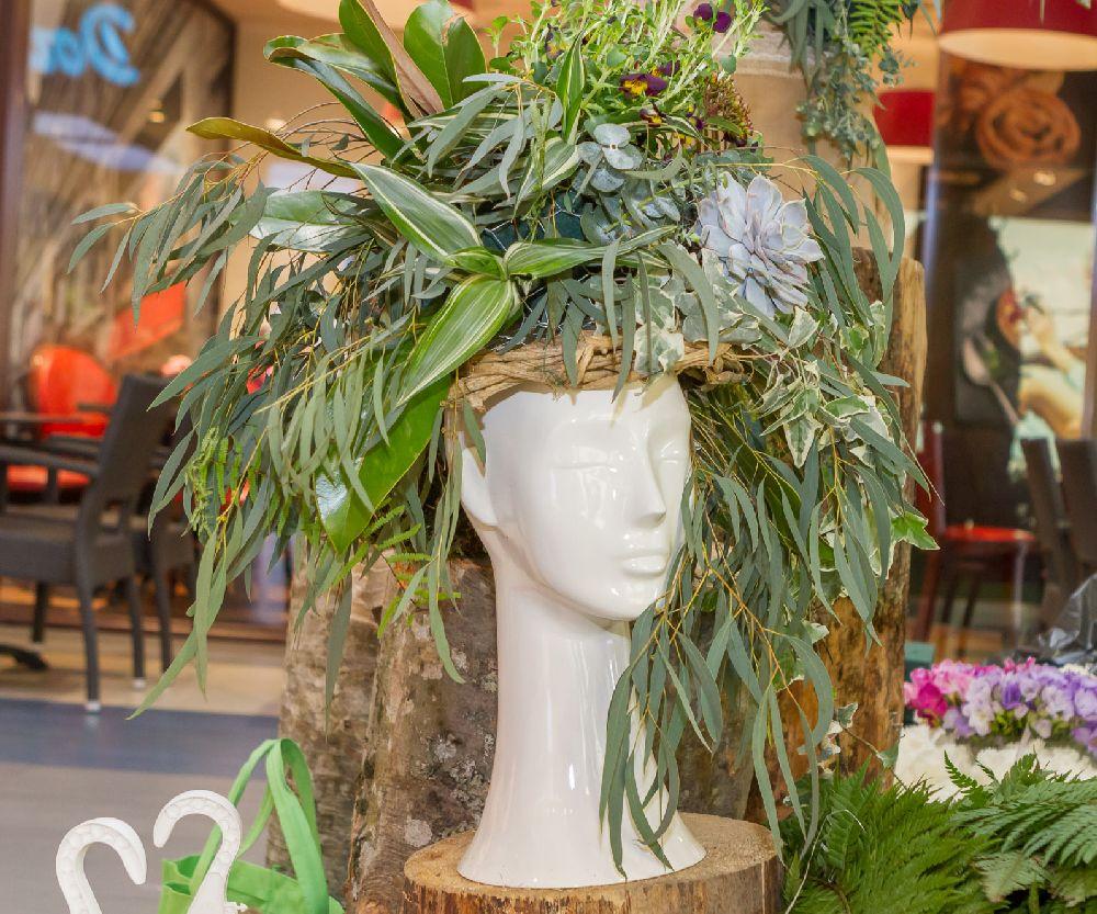 adelaparvu.com despre Floral Expo la Sun Plaza aprilie 2016, design floral Mihaela Gunta, The Wedding Company (3)