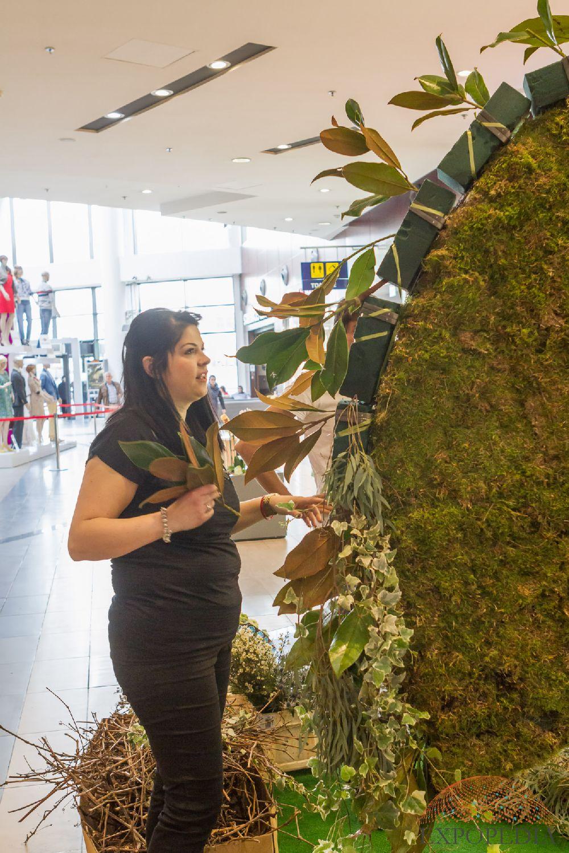 adelaparvu.com despre Floral Expo la Sun Plaza aprilie 2016, design floral Mihaela Gunta, The Wedding Company (6)