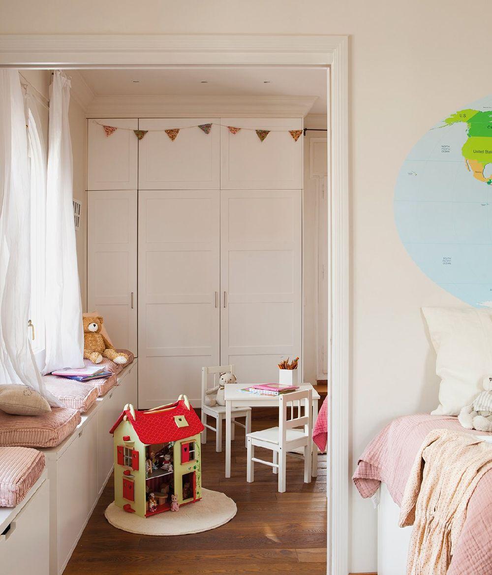 adelaparvu.com despre apartament cu terasa, design interior Anna Taberner, Foto ElMueble (10)