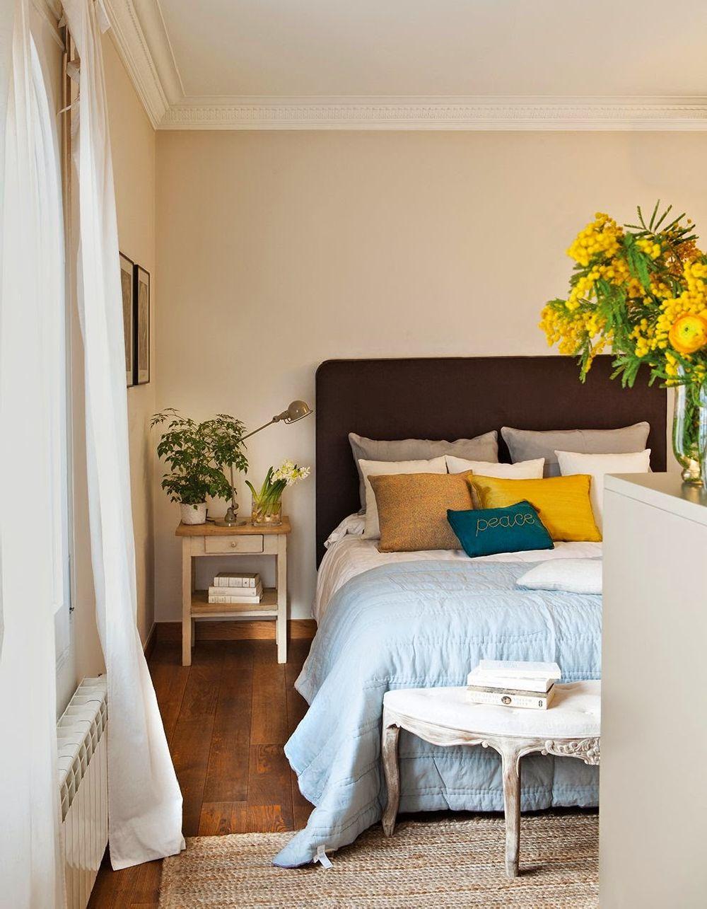adelaparvu.com despre apartament cu terasa, design interior Anna Taberner, Foto ElMueble (11)