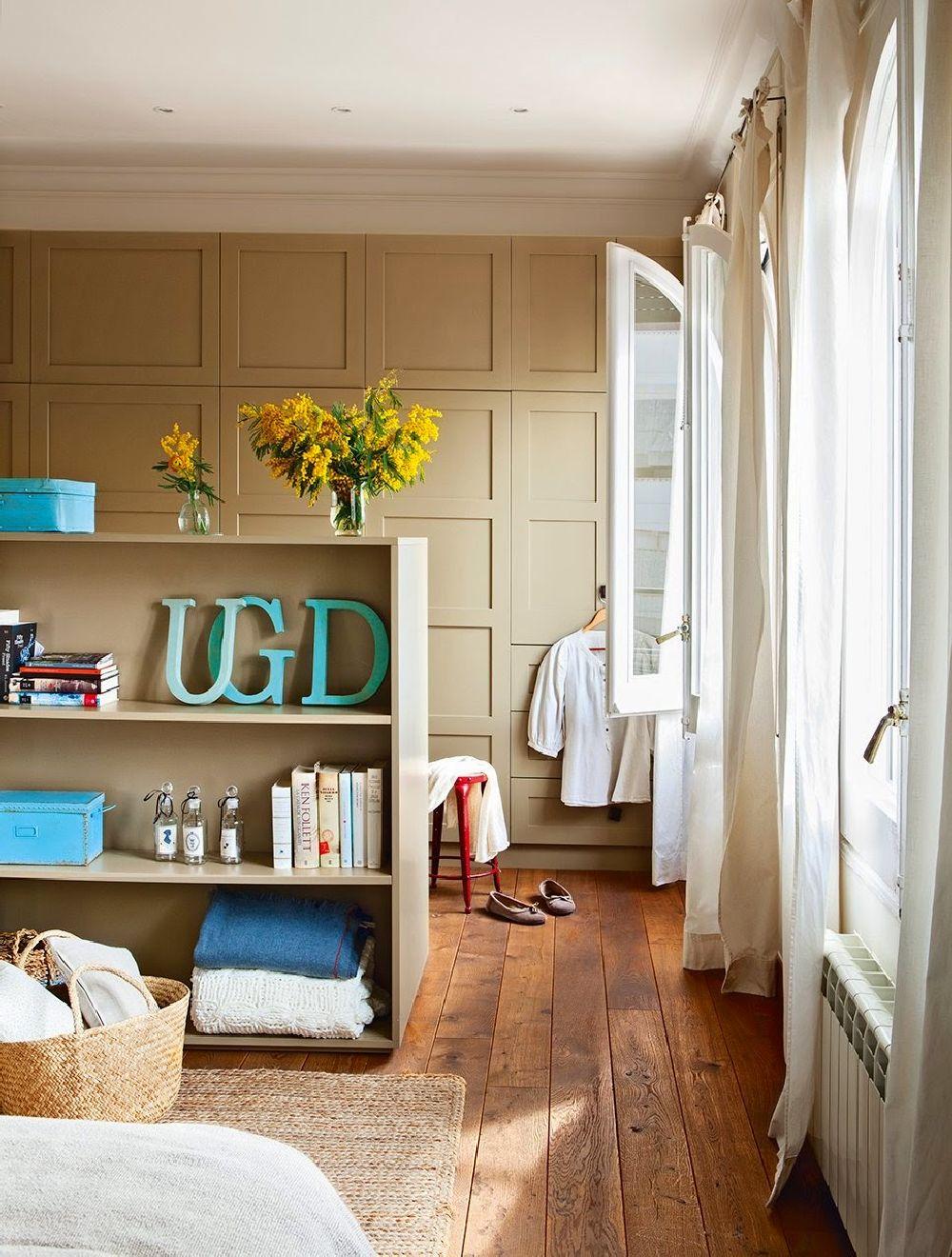 adelaparvu.com despre apartament cu terasa, design interior Anna Taberner, Foto ElMueble (12)