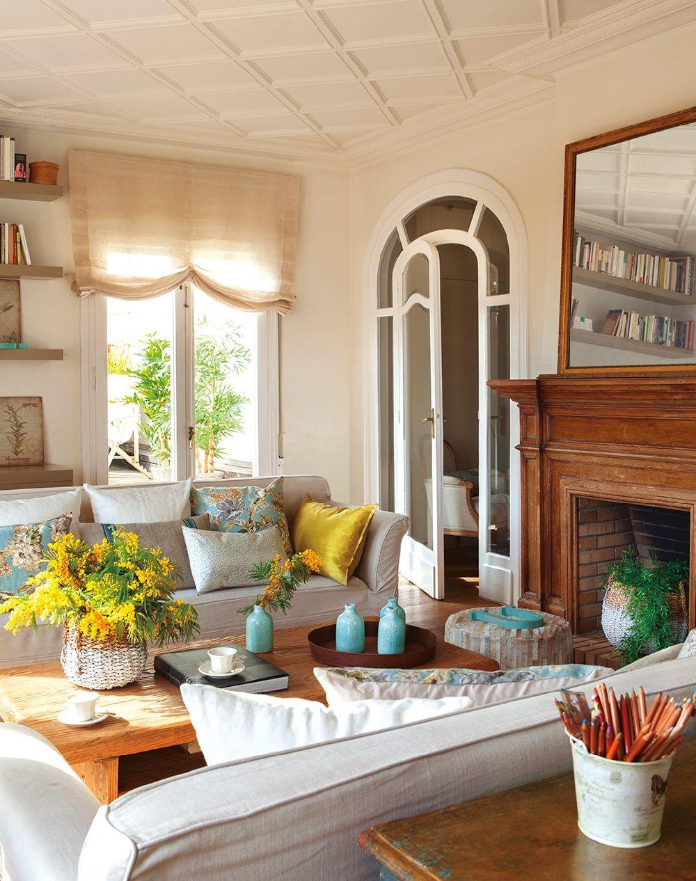 adelaparvu.com despre apartament cu terasa, design interior Anna Taberner, Foto ElMueble (15)