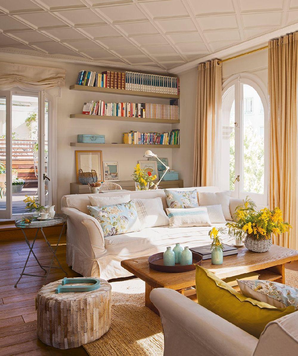 adelaparvu.com despre apartament cu terasa, design interior Anna Taberner, Foto ElMueble (16)
