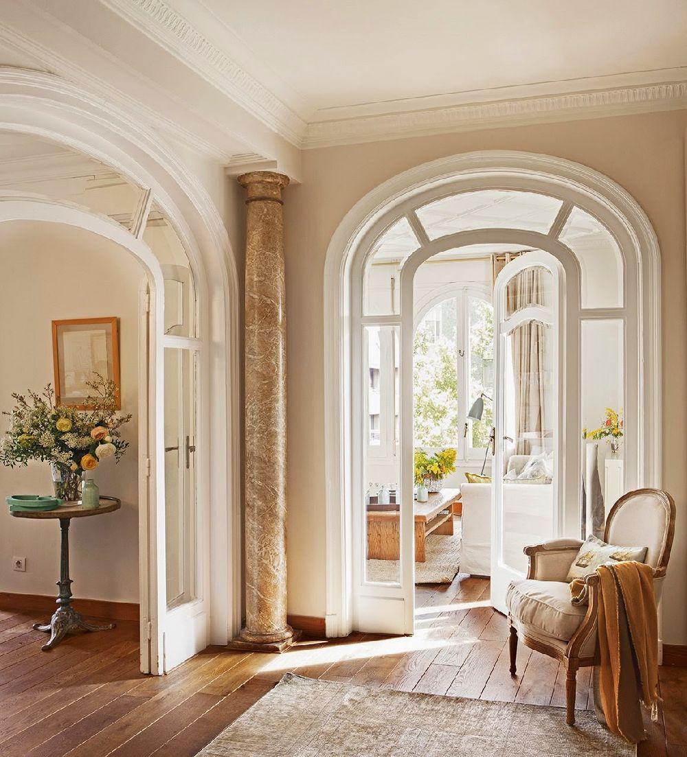 adelaparvu.com despre apartament cu terasa, design interior Anna Taberner, Foto ElMueble (18)