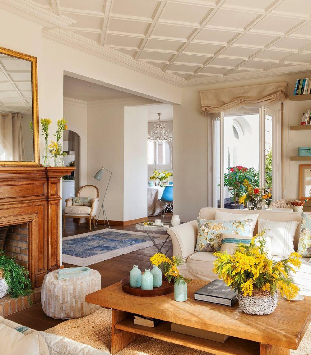 adelaparvu.com despre apartament cu terasa, design interior Anna Taberner, Foto ElMueble (19)