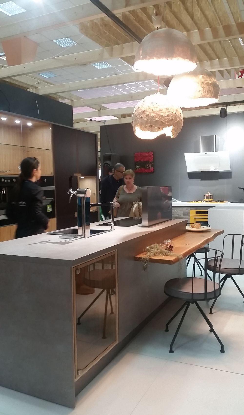 adelaparvu.com despre bucatarie cu fronturi din Tego, design Contrapunct Design, productie Euphoria Kitchens (1)