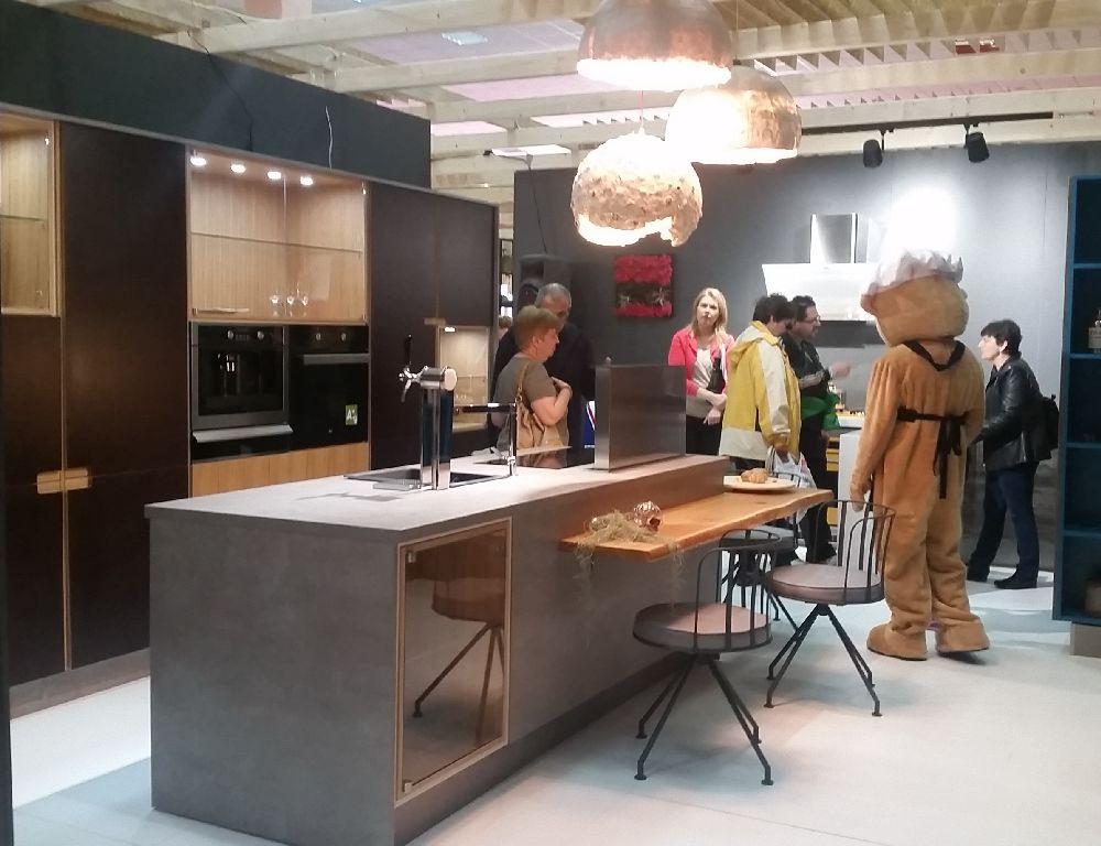 adelaparvu.com despre bucatarie cu fronturi din Tego, design Contrapunct Design, productie Euphoria Kitchens (2)