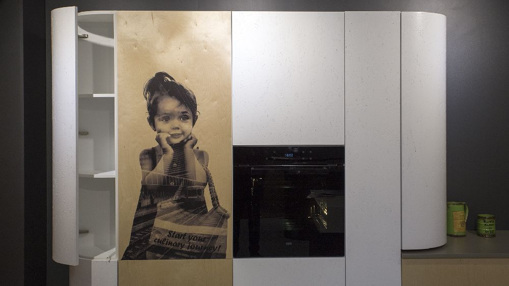 adelaparvu.com despre bucatarie din OSB, design Contrapunct Design, productie Euphoria Kitchens (11)