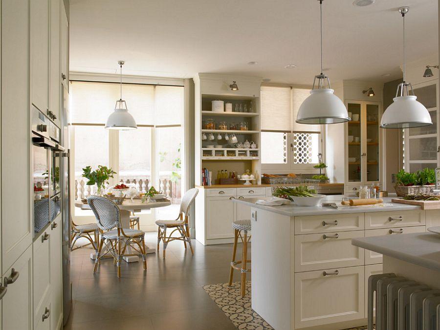 adelaparvu.com despre bucatarie in stil provensal, design si executie Deulonder Arquitectura Domestica (1)