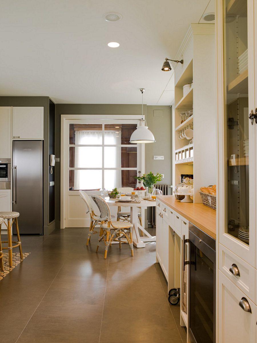 adelaparvu.com despre bucatarie in stil provensal, design si executie Deulonder Arquitectura Domestica (12)