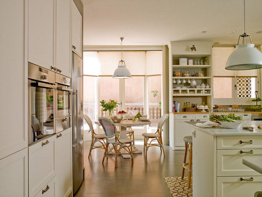adelaparvu.com despre bucatarie in stil provensal, design si executie Deulonder Arquitectura Domestica (3)