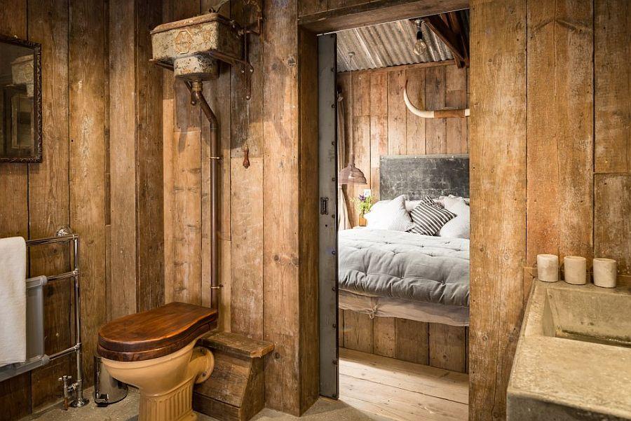adelaparvu.com despre cabana rustica si tuse industriale, Firefly Cabin, Cornwall, Anglia, Foto Unique Home Stays (1)