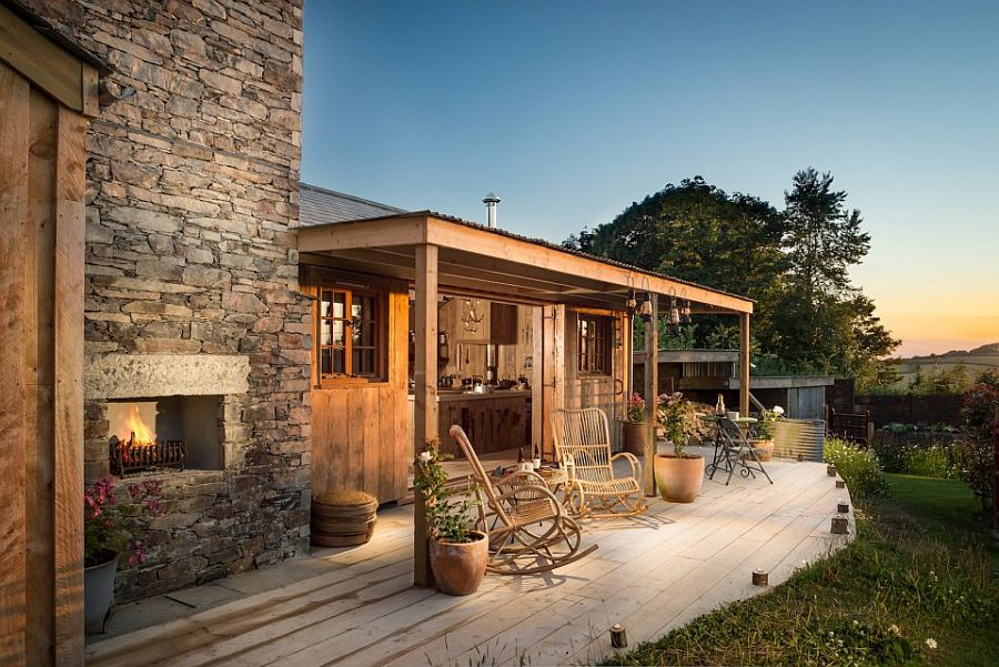 adelaparvu.com despre cabana rustica si tuse industriale, Firefly Cabin, Cornwall, Anglia, Foto Unique Home Stays (12)