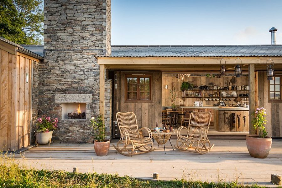 adelaparvu.com despre cabana rustica si tuse industriale, Firefly Cabin, Cornwall, Anglia, Foto Unique Home Stays (13)